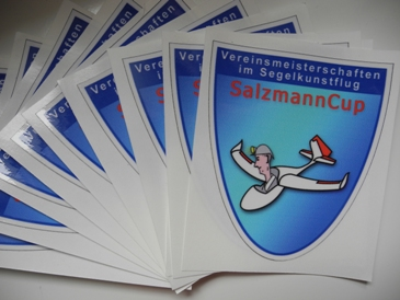 Aufkleber Salzmanncup
